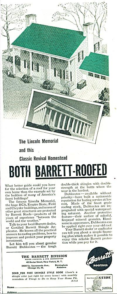The Barrett Division ad - 1944 (Image1)