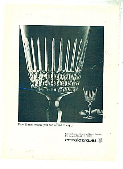Cristal d'arques ad    1982 (Image1)