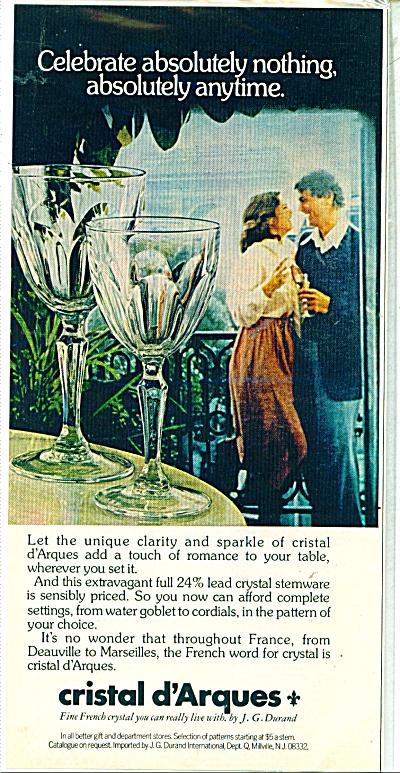 cristal d'Arques  ad     1978 (Image1)