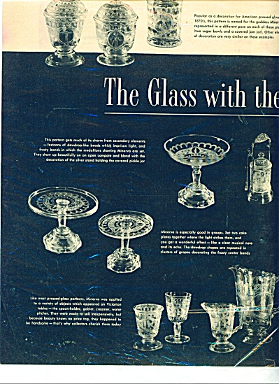 The glass with the Delicate air.  ad (Image1)