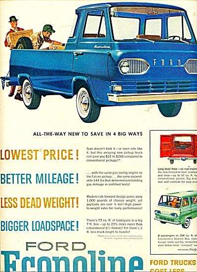 Ford Econoline truck ad (Image1)
