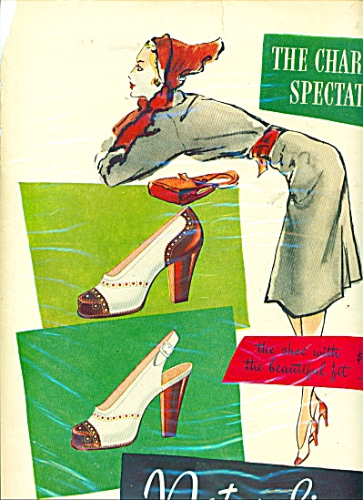 Naturalizer shoes ad - 1946 (Image1)