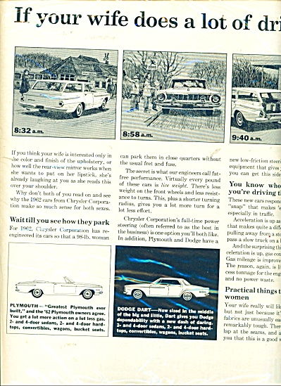 Plymouth Valiant ad  1962 (Image1)