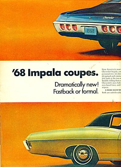 1968 CHEVY IMPALA Chevrolet COUPE - Custom FA (Image1)