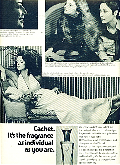 Cachet by Prince Matchabelli ad (Image1)