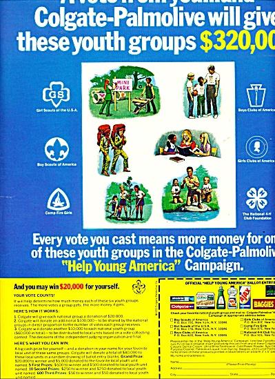 Colgate-Palmolive Campaign ad (Image1)