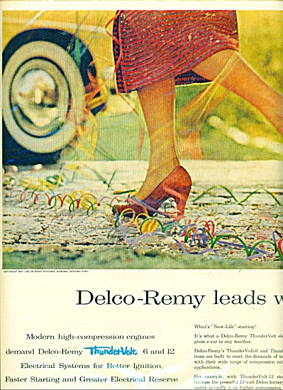 Delco-Remy electrical systems ad (Image1)
