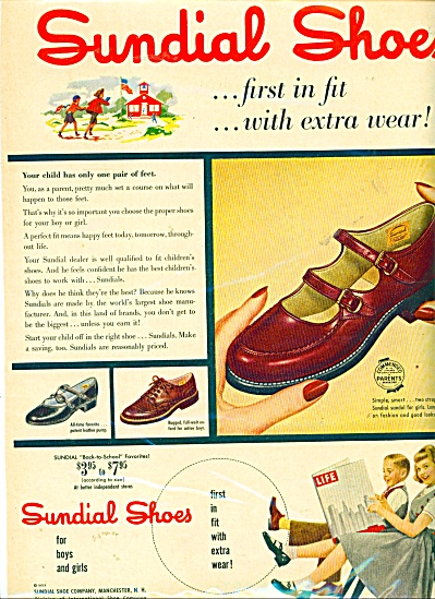 Sundial shoes ad (Image1)