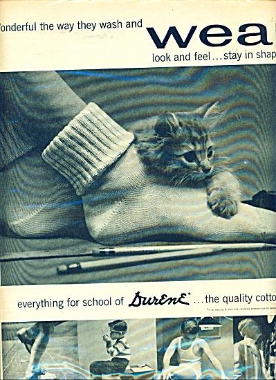 Durene -the quality cotton yarn ad (Image1)