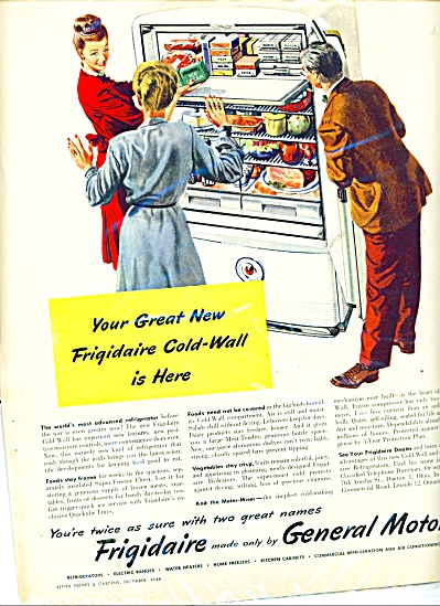 Frigidaire made only by General Motors ad  46 (Image1)