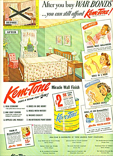 After you buy War bonds, Kem Tone paint ad 43 (Image1)
