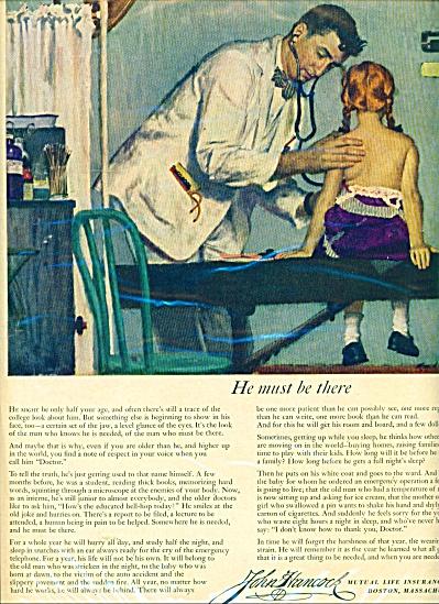 John Hancock DOCTOR - LITTLE REDHEAD GIRL POE (Image1)