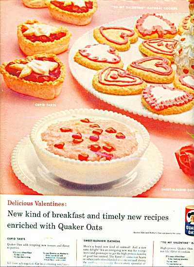 Quaker Oats Cereals Ad