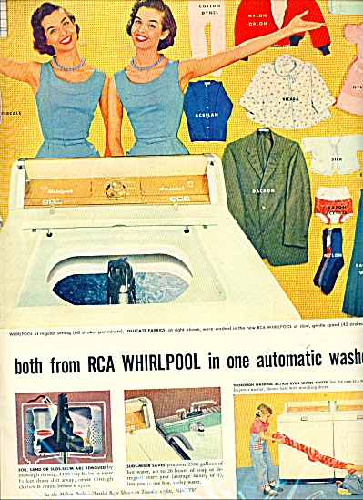 RCA whirlpool washing machine ad (Image1)