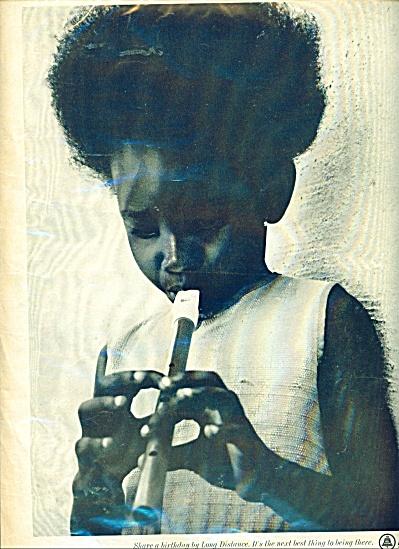 Vintage BELL Telephone - AT&T Black Americana (Image1)
