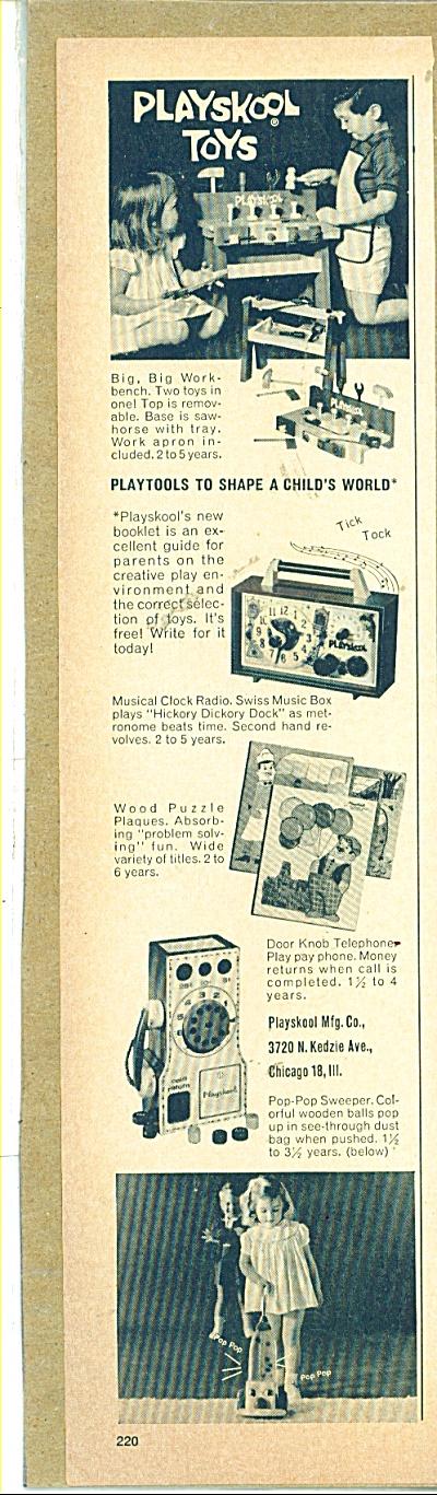 Playskool toys ad   - 64 (Image1)