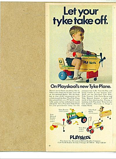 Playskool toys ad - 1969 (Image1)