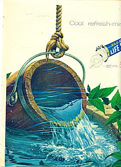 Pep O Mint LIFE SAVERS  ad -  1959 (Image1)