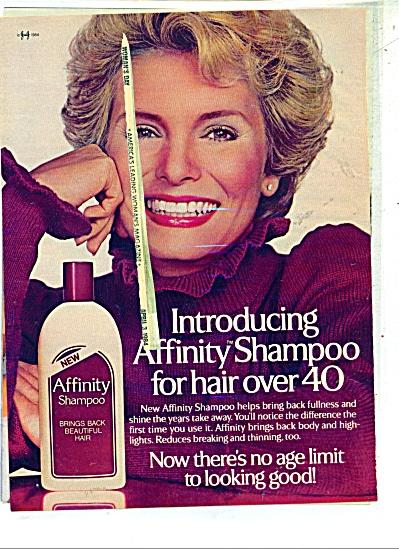 Affinity shampoo ad (Image1)