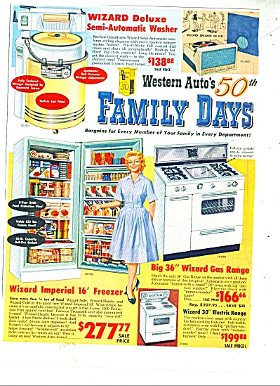 Western Auto 's 50th anniversary family days (Image1)