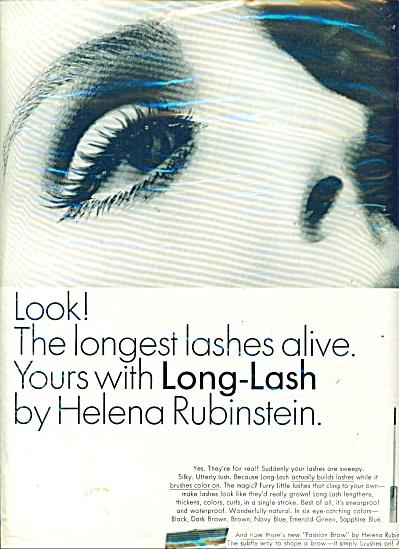 Helena Rubinstein long lash ad (Image1)