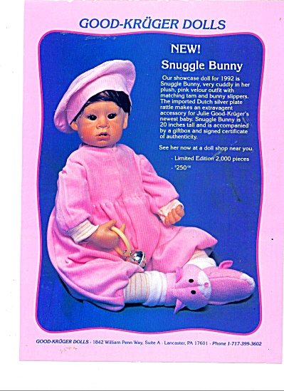 Good-Kruger dolls ad (Image1)