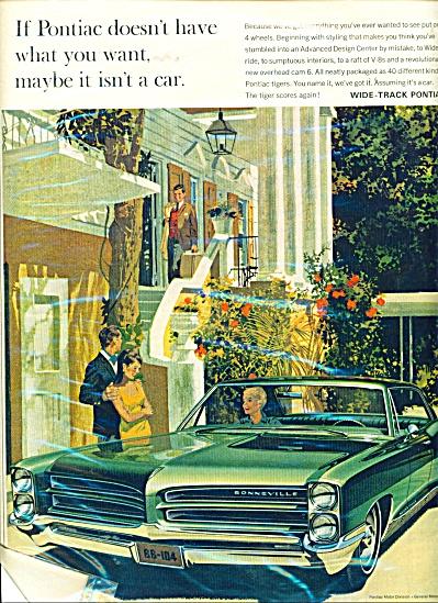 Pontiac Wide track /66 (Image1)