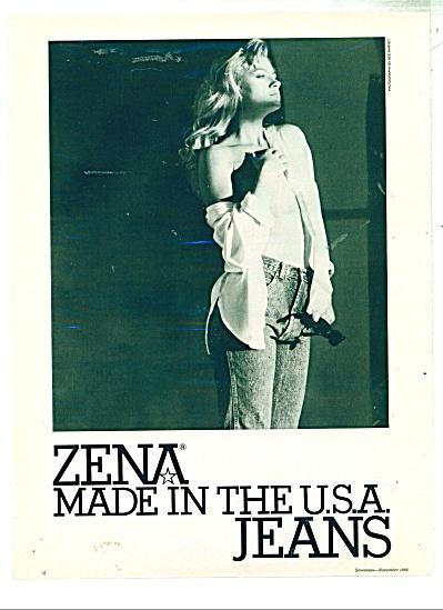 Zena Jeans ad (Image1)