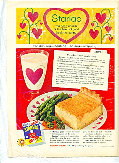 Borden's Starlac ad (Image1)
