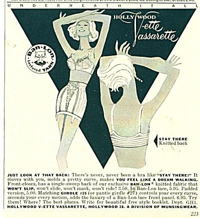 Hollywood-vette vassarette - ad (Image1)