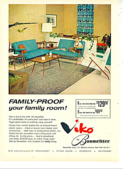 Viko by Baumriter Corp. ad (Image1)