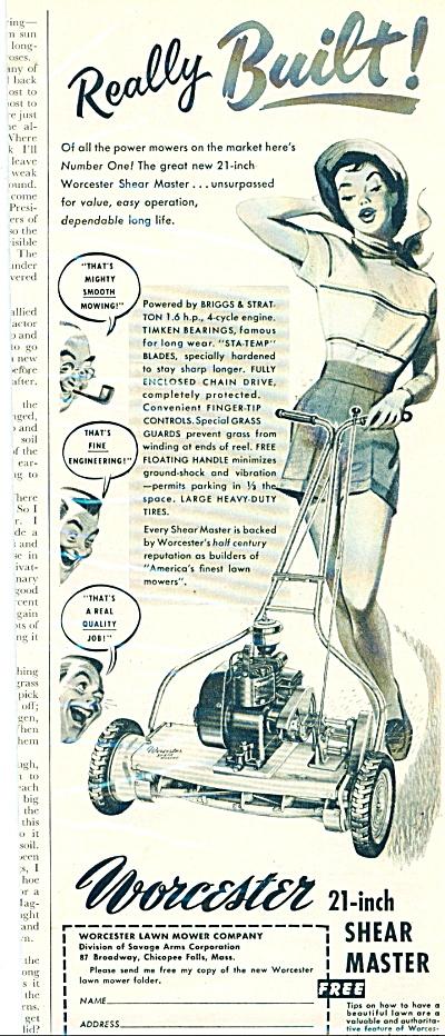 Bolens lawn tractor ad  - 1963 (Image1)