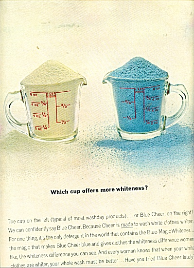 Blue Cheer magic whitener ad (Image1)