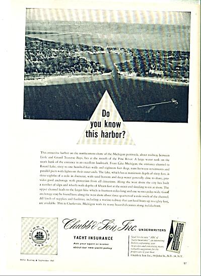 Chubb  V. Son Inc. Underwriters yacht insuran (Image1)