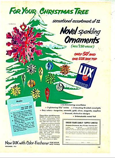 Lux  Soap ad - 1951 (Image1)