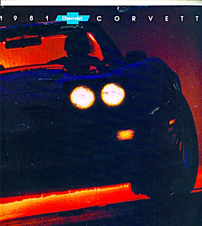 Chevrolet Corvette ad - 1981 (Image1)