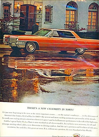 Cadillac automobile ad - 1964 (Image1)