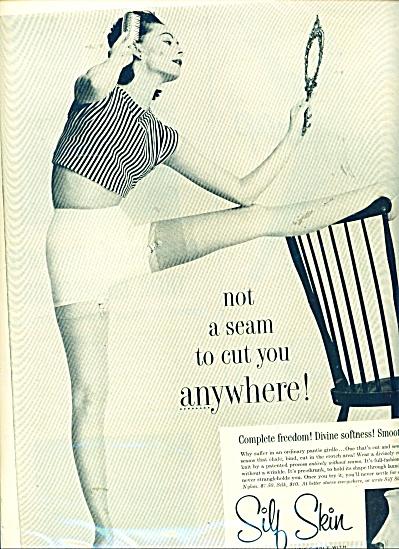 Silf Skin ad -  1958 (Image1)