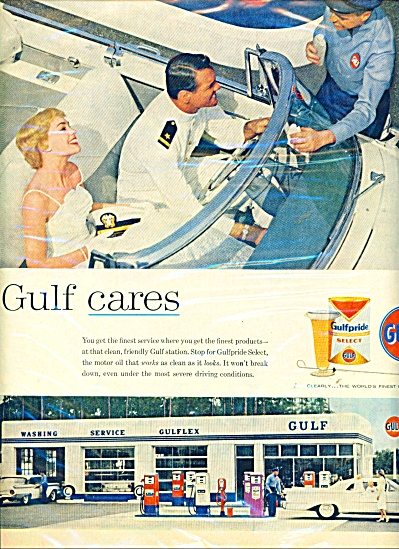 Gulf oil co. ad - 1959 (Image1)