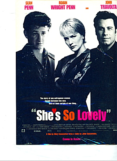 She's So Lovely Movie ad (Image1)