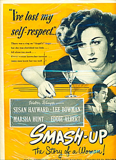 SMASH UP  Movie Ad (Image1)