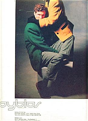 Byblos, U.S.A. Inc. ad - 1986 (Image1)