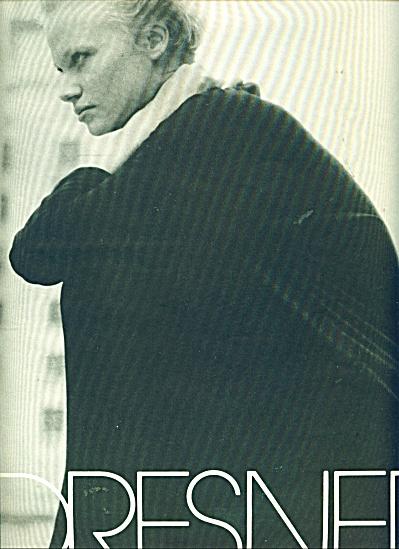 Dresner ad - 1986 (Image1)