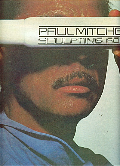 Paul Mitchell sculpting foam ad - 1968 (Image1)