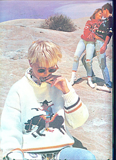 Camp Beverly Hills ads   1986 SWEATER FASHION (Image1)