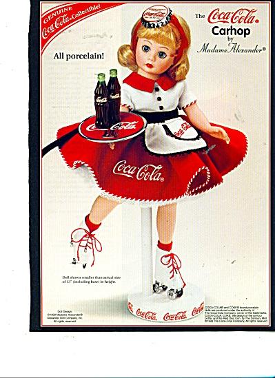 Coca Cola carhop ad - 2000 (Image1)