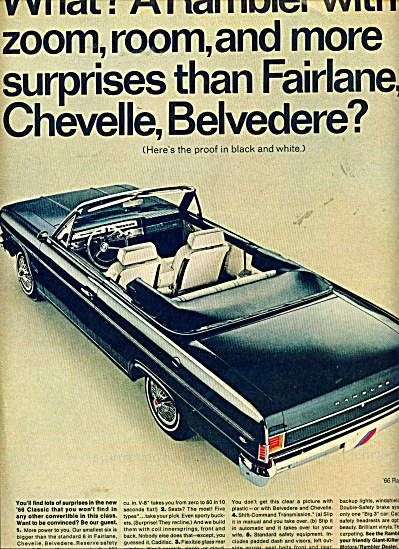 American Motors automobile ad (Image1)