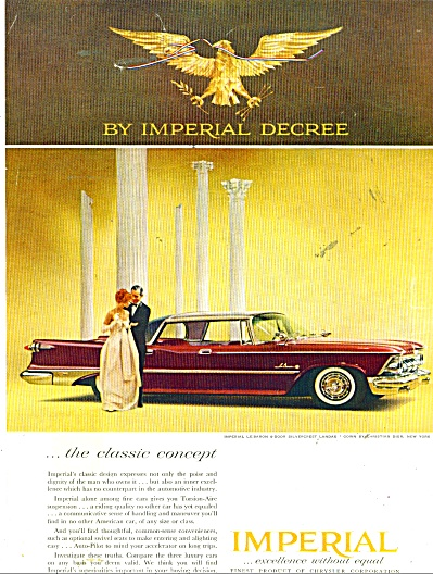 Imperial automobile ad 1959 (Image1)
