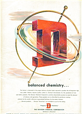 The Davison Chemical Corporation ad (Image1)