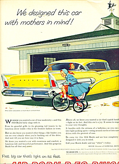 Buiick for 1958 ad (Image1)